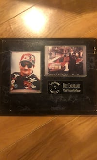 Dale Earnhardt collectible pictures frame Marriottsville, 21104