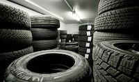 Used tires! Pressure tested! Read description! Toronto, M9A 4S4
