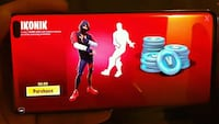 Ikonik skin read description first Glenarden