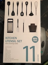 Kitchen utensil set Smithville, L0R