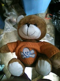 brown and white bear plush toy Prattville, 36067