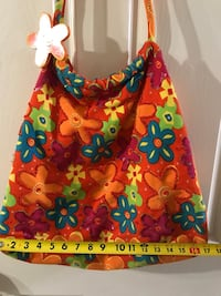 Beautiful sequence/ beaded tote Mission, 78574