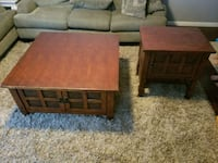 Coffee and end table Ontario