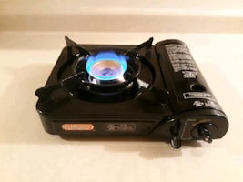 Tailgating stove