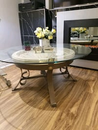 HIGH END ROUND COFFEE TABLE FOR SALE