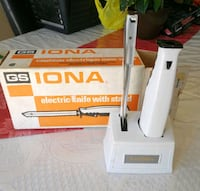 Excellent used condition Electric knife Caledon