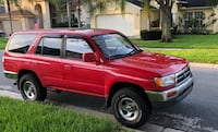 Toyota - Hilux Surf / 4Runner - 1997 Tampa