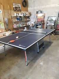 2 new ping pong tables