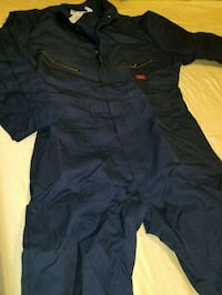 Neverworn Dickies workman jumpsuit  Washington, 20011
