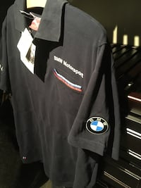 BMW shirt. New.  New Edmonton, T5S 2W3