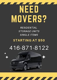 Local moving Mississauga