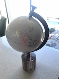 Globe (un wanted gift) Chicago, 60601