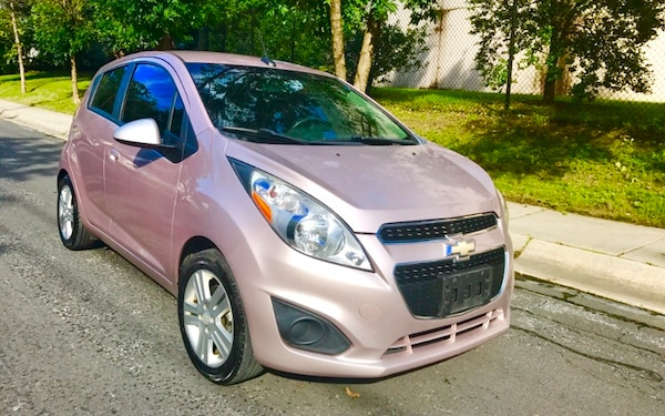 2013 Chevrolet Spark : Drives Great Touch Screen ••Pandora ••Movie Screen