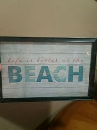 Life is better at the beach picture Youngstown, 44515