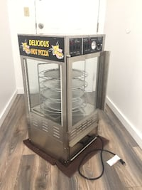 HARLAN'S PIZZA WARMER/OVEN DISPLAY 1200 OBO