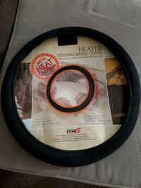 Heated steering wheel cover  Mississauga, L4Y 3X9