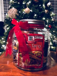 Christmas jar gift set