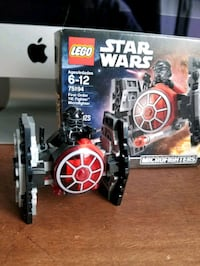 Lego star wars First order TIE Fighter microfighter Ottawa, K1J 8H5