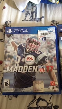 Madden NFL 17 PS4