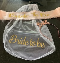 Bachelorette items for bride Kitchener, N2H 0E9