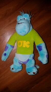 Sully Monsters Inc Doll Brampton, L6Y 4R4