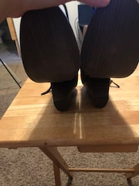 black and brown wooden table Prattville, 36067