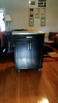 black and gray wooden cabinet Neptune City, 07753