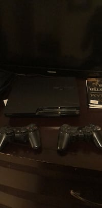 PS3 System and two controllers  Scottsdale, 85250