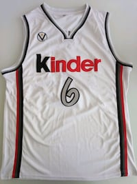 Ginobili,Kinder,Basketbol,Forma