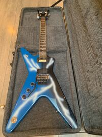 Dean lefty Dime from hell electric guitar! Nanaimo, V9X 1C7