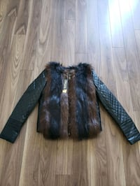 Buffalo new faux-fur coat