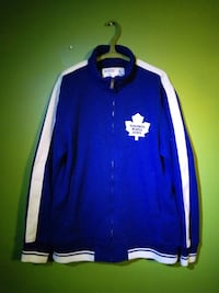 Used Toronto Maple Leaf zip sweater Toronto