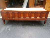 Solid marble top cabinet Rockford, 61103