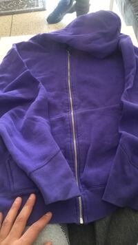 Sweat zippé violet Marignane, 13700
