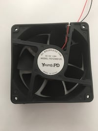 4200 rpm 12 volt fan