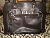 Black Leather Young Professional Bag 2394 mi