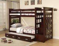 WE HAVE BRAND NEW BUNK BEDS FOR LESS