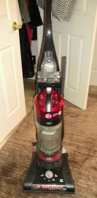 red and black Dirt Devil upright vacuum cleaner Silver Spring, 20906