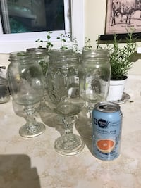 clear glass pitcher and drinking glasses Ottawa, K0A 1L0