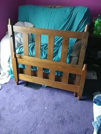 Twin bed frame only Bloomington, 47404