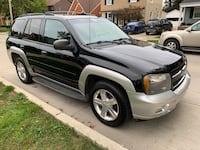 2008 Chevrolet Trailblazer loaded 4x4.  Clean CARFAX Dearborn