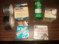 Various Tapes $1 Each  Anchorage, 99508