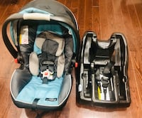 Graco Infant car seat Snug Ride 35 rear facing Toronto, M9W 7E7