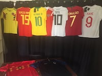 World Cup jersey  Richmond Hill, L4C 8Y7
