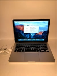 "Macbook Pro Retina 13"" AZERTY (Intel Core i5, 2.9 GHz, 8 Go RAM, 256 Go SSD) PARIS"