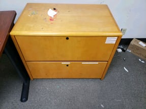 Sturdy file drawers