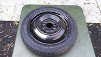 """Goodyear spare tire 15"""" rim Marydel, 19964"""