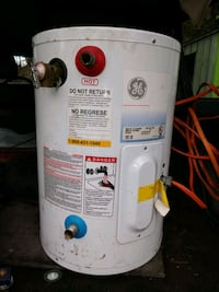 hot water heater Danbury, 06810