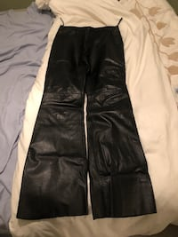 Black Leather Pants 590 km