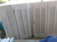 "indoor. shutters. 24""x17""+ 3/4 ""frame on   each si Ralston, 68127"